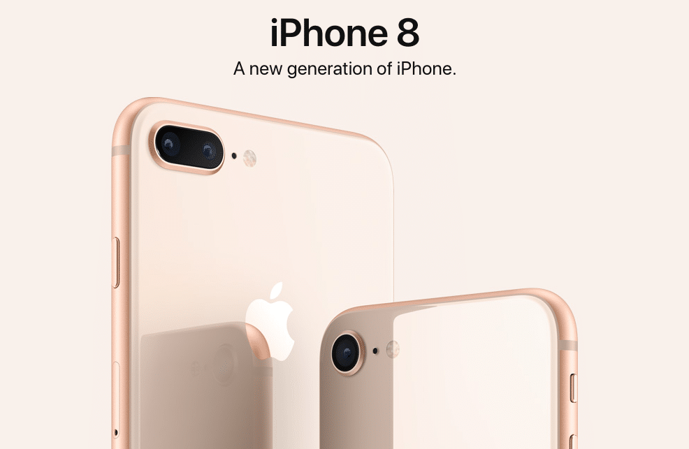 iphone 8 & 8 Plus