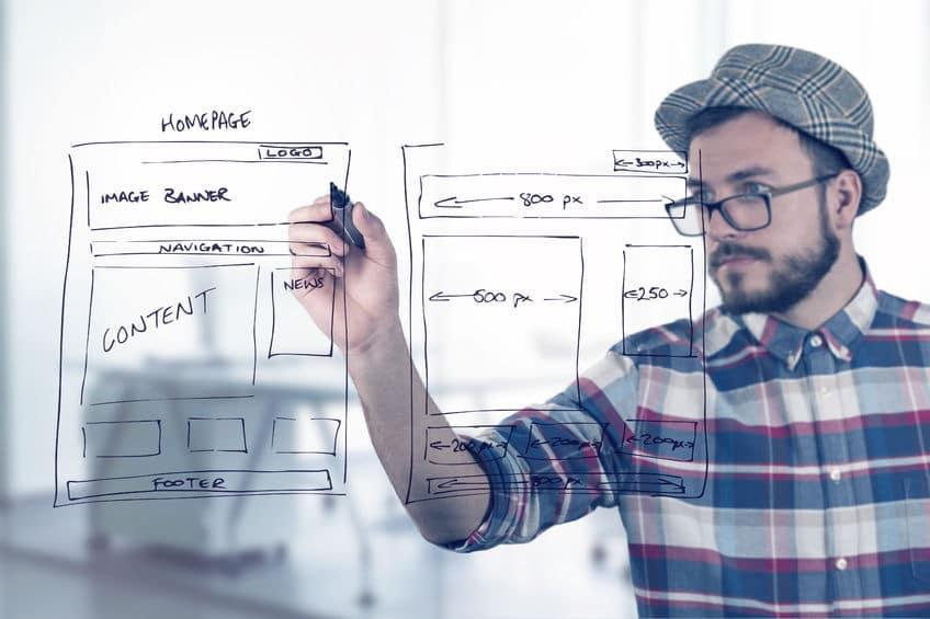 Custom Website Development   SolutionBuilt